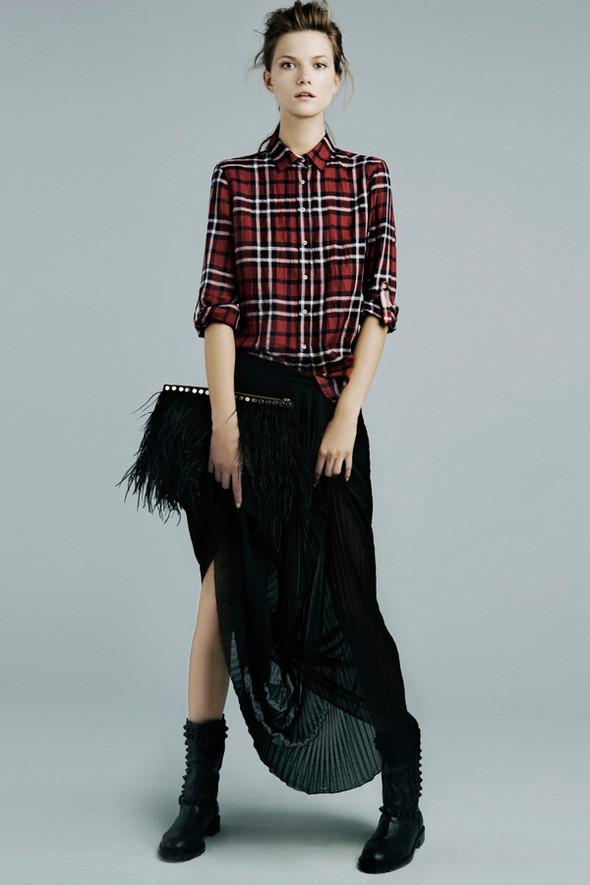 Лукбук: Zara November 2011. Изображение № 16.
