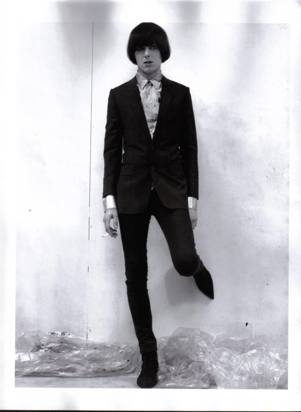 Архивная съёмка: The Horrors для Vogue, 2006. Изображение № 5.