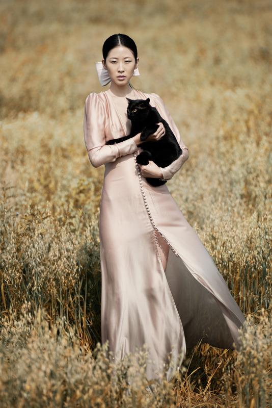 Лукбук: Oksana On x Lada & Alex. Изображение № 1.
