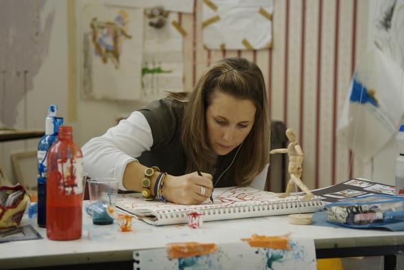 Британские программы для начинающих художников и дизайнеров. Изображение № 1.