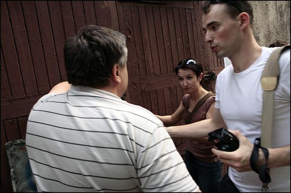 2010-05-15. Москва. Дом Наркомфина. Выставка со взломом. Изображение № 20.
