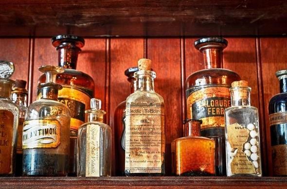 Аптека - музей в Новом Орлеане. Изображение № 24.