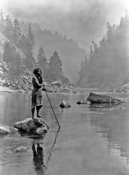 Эдвард Кертис. индейская мечта. Изображение № 18.