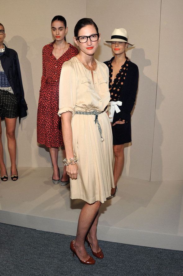 New York Fashion Week Spring 2012: День шестой. Изображение № 42.