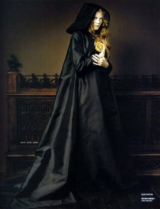 """Renaissance"" with Vlada Roslyakova byPierlugi Maco. Изображение № 8."