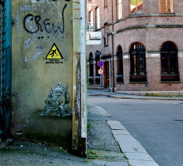 Street ArtinBergen. Изображение № 8.