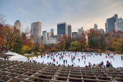 Зима в городе: где кататься на коньках в Европе и Америке. Изображение № 3.
