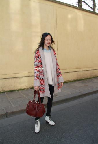 Нерабочее время: Блоги об уличном стиле моделей. Изображение № 34.