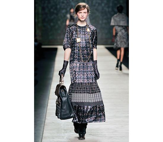 Японский вклад в haute couture. Изображение № 12.
