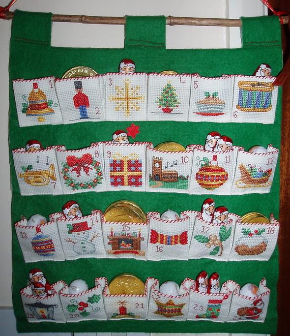 Рождественский календарь. Изображение № 9.