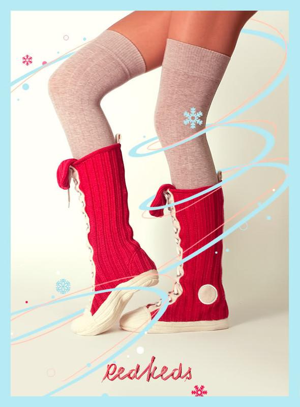 """""""Кувлувы"""" - это такие носки от Red Keds. Изображение № 1."""