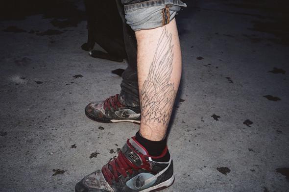 Изображение 114. На полруки: о татуировках в Мадриде.. Изображение № 33.