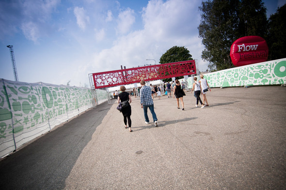 Flow Festival Helsinki. Изображение № 12.