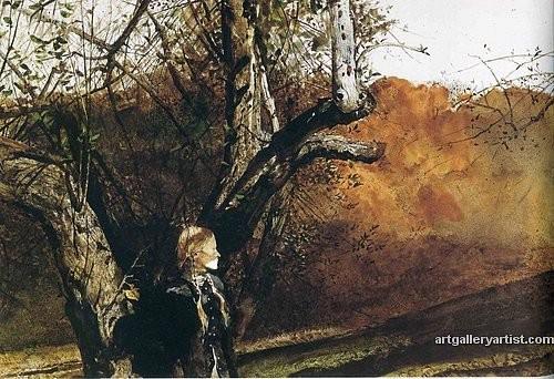 Andrew Newell Wyeth. Изображение № 16.