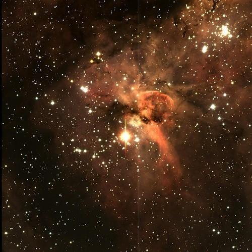 Изображение 3. The HUBBLE: открытый космос.. Изображение № 16.
