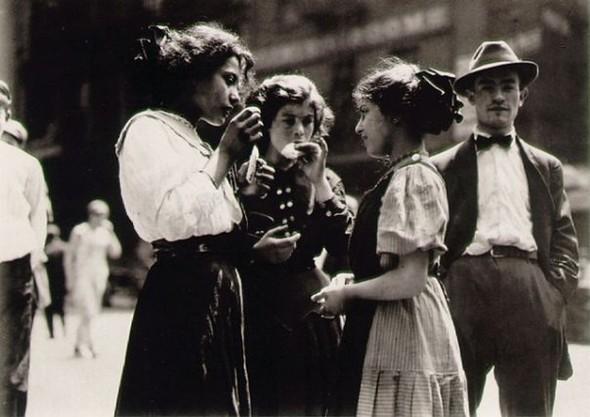 Эксплуатации детского труда в Америке (1910 год).И эмигранты США. Изображение № 37.