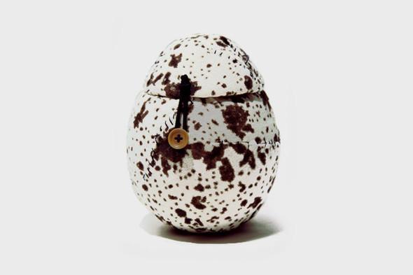 Пре-коллекциии, сумка-яйцо Undercover и очки Jil Sander. Изображение № 34.