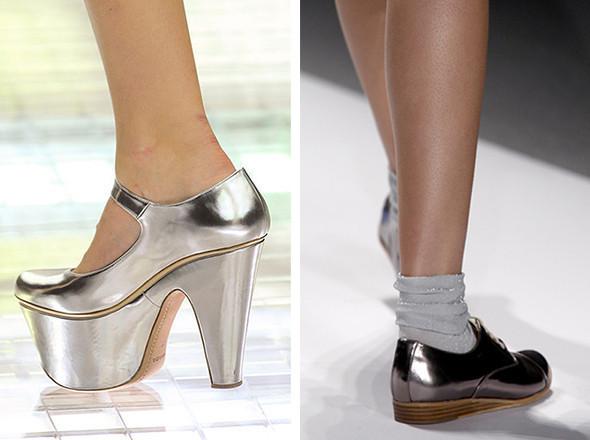 Walking in my shoes: 10 тенденций обуви весны-лета 2011. Изображение № 84.
