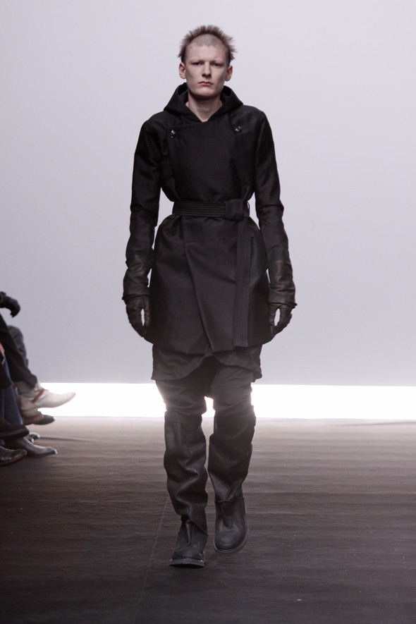 Rick Owens Fall Winter 2009 2010. Изображение № 5.