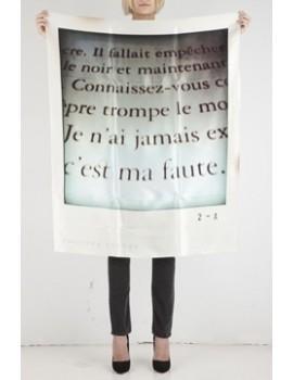 """Polaroid""-ные платки от Philippe Roucou. Изображение № 1."