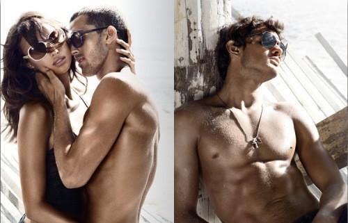 Рекламная кампания Armani Exchange весна-лето 2010. Изображение № 9.
