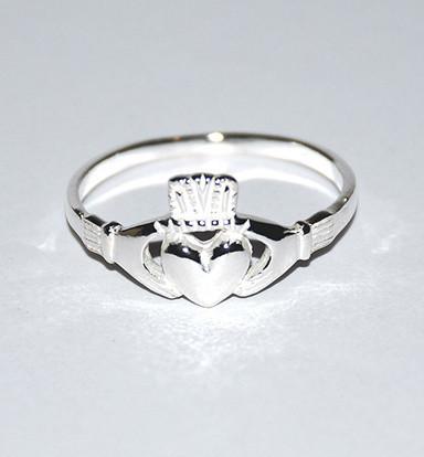 Кольца влюбленных — кладдахские кольца из Ирландии. Изображение № 4.