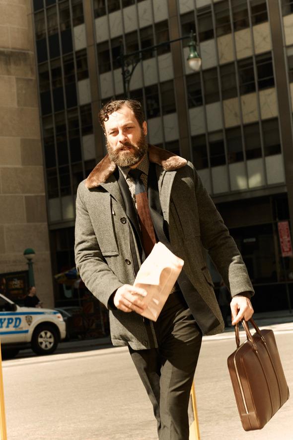 Новые мужские лукбуки Louis Vuitton, Marc Jacobs и Fred Perry. Изображение № 53.
