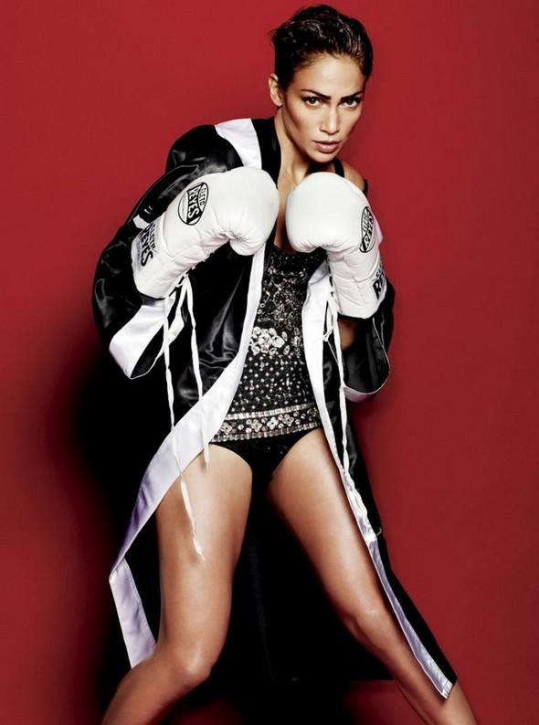 Дженнифер Лопес для V Magazine. Изображение № 5.