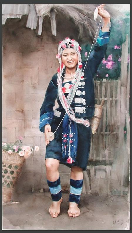 МАСТЕР Guan Weixing. Изображение № 38.