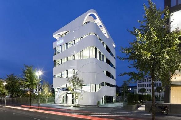 Технологический центр медицинской науки - Берлин. Изображение № 3.