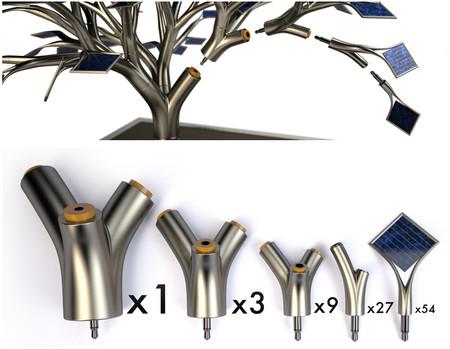 PhotonSynthesis — дерево дляподзарядки. Изображение № 2.