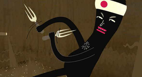 Гоу Гоу Зомби! - Иллюстратор из Санкт-Петербурга. Изображение № 17.