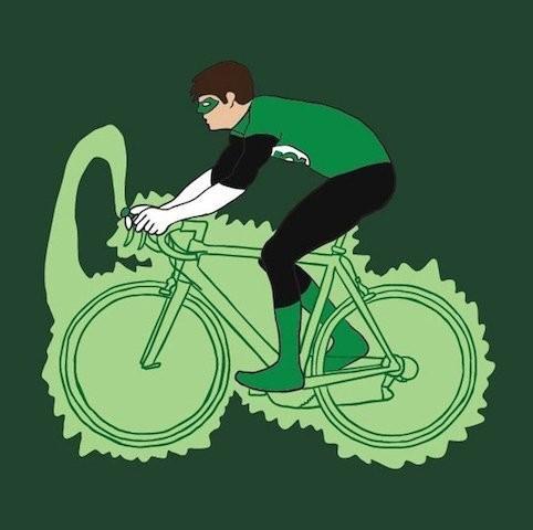 Изображение 4. Велосипеды Майка Джууса.. Изображение № 4.