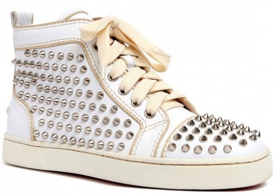 Изображение 11. Louis Sneaker от Christian Louboutin.. Изображение № 11.