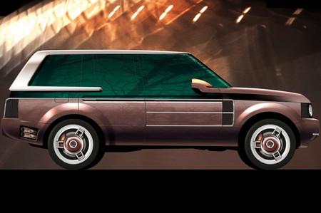 Яхт-дизайн внедорожника Range Rover Superyacht. Изображение № 7.