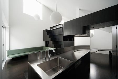 А-ля натюрель: материалы в интерьере и архитектуре. Изображение № 67.