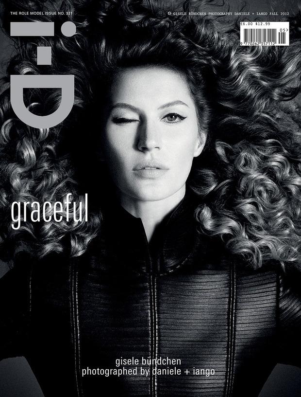 Новые обложки i-D, Dazed & Confused, Another и других журналов. Изображение № 9.