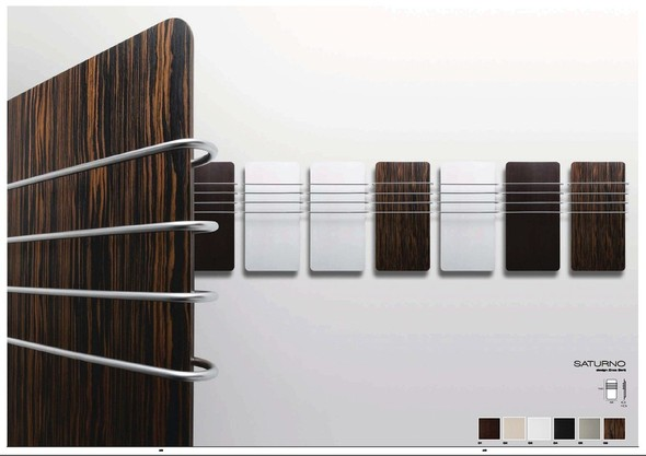 I-Radium - деревянные дизайн-радиаторы из Италии. Изображение № 8.
