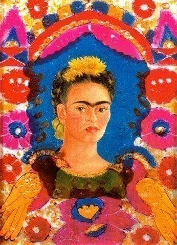Фрида Кало (Frida Kahlo). Изображение № 10.