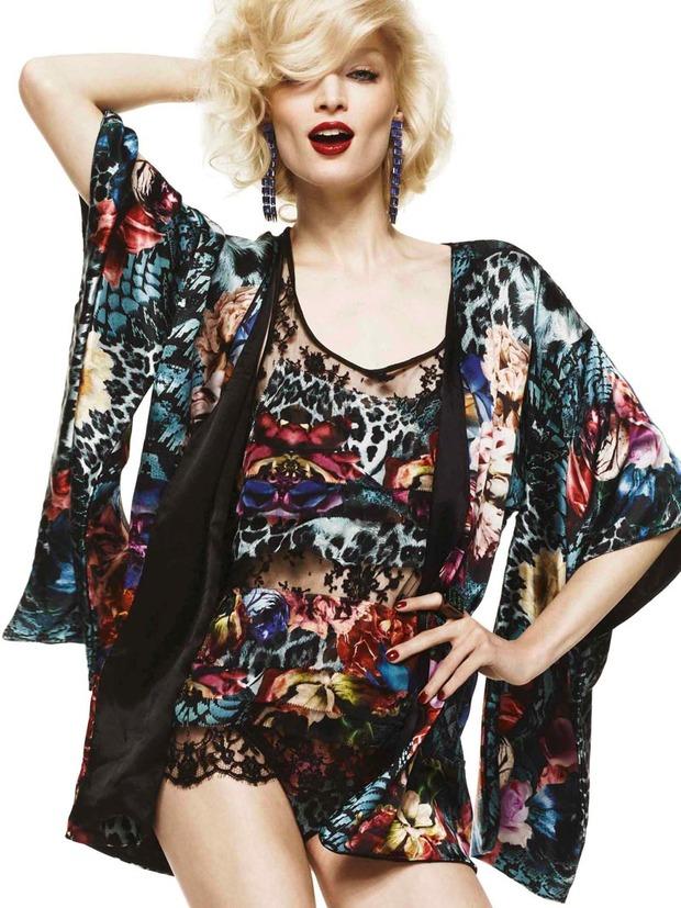 Вышли новые лукбуки Joie, Roberto Cavalli, Juicy Couture и других марок. Изображение № 206.