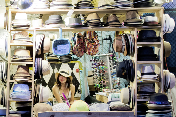 Дневник с фестиваля Pitchfork: Чикагские модники, ливни и веганские бургеры. Изображение № 13.