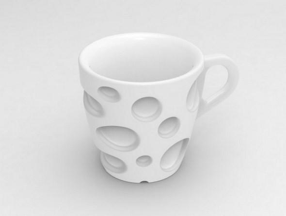 Изображение 23. Предмет: Серия из 30 кофейных чашек.. Изображение № 23.