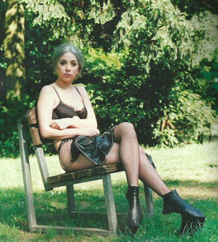 Изображение 5. Моя прекрасная леди: 20 съемок с Леди Гагой.. Изображение № 7.