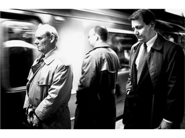 Метрополис: 9 альбомов о подземке в мегаполисах. Изображение № 34.
