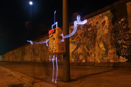 Световые граффити. Изображение № 14.