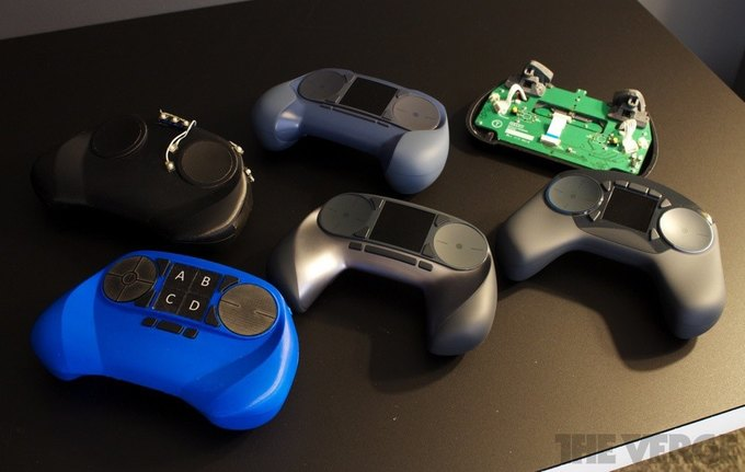 Появилось первое изображение игровой приставки Valve. Изображение № 2.
