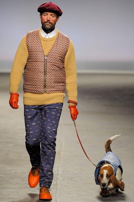 Началась Неделя мужской моды в Лондоне. Изображение № 23.