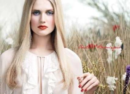 Превью: Весенние бьюти-кампании YSL, Estee Lauder и Givenchy. Изображение № 3.