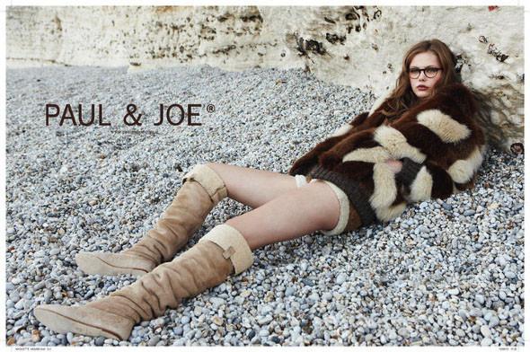 5 новых рекламных кампаний: Paul&Joe, Iceberg и другие. Изображение № 3.