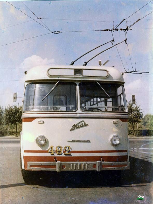 Первые троллейбусы. Изображение № 25.